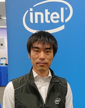 インテル株式会社 中坂 正人